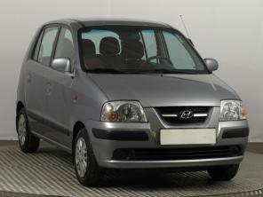 Hyundai Atos Prime 2007 Hatchback šedá 1