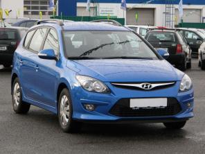 Hyundai i30 2012 Combi srebrny 7