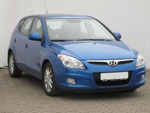 Hyundai i30 2007 Hatchback niebieski 9