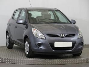 Hyundai i20 2012 Hatchback czarny 1