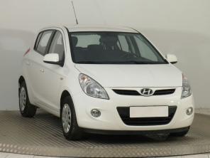 Hyundai i20 2013 Hatchback biela 8