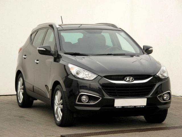 Hyundai ix35  (2011, 1.7 CRDi)