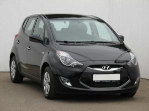 Hyundai ix20 2012 Samochody Rodzinne czarny 1