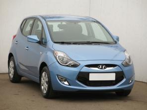 Hyundai ix20 2012 Rodinné autá modrá 4