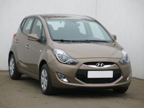 Hyundai ix20 2014 Rodinné autá hnedá 6