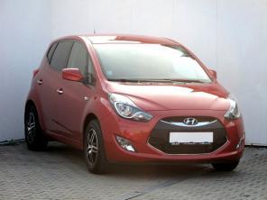 Hyundai ix20 2011 MPV narancssárga 9