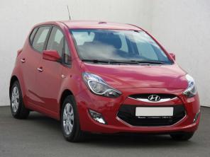 Hyundai ix20 2012 Rodinné autá červená 3