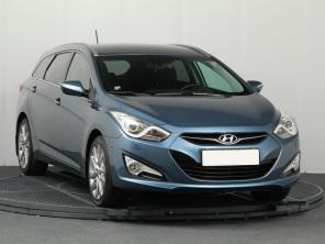 Hyundai i40 2014 Combi modrá 10