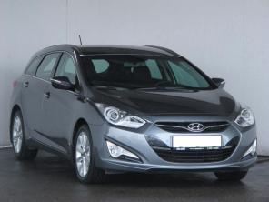 Hyundai i40 2015 Combi šedá 10