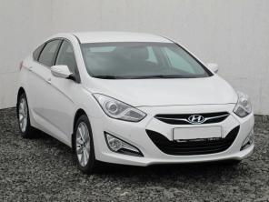 Hyundai i40 2012 Sedan bílá 3