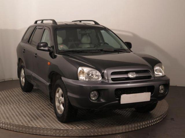 Hyundai Santa Fe  (2005, 2.0 CRDi)