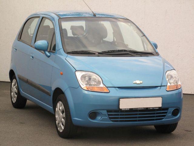 Chevrolet Spark  (2008, 0.8i)