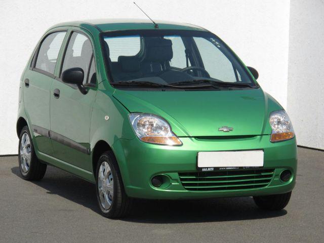 Chevrolet Spark  (2010, 1.0 16V)