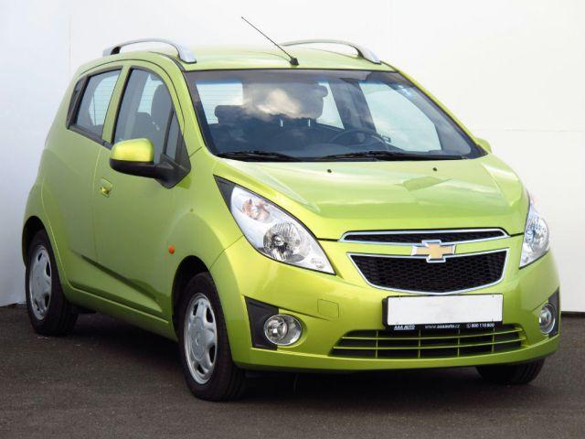 Chevrolet Spark  (2012, 1.0 16V)