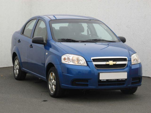 Chevrolet Aveo  (2010, 1.4 i 16V)