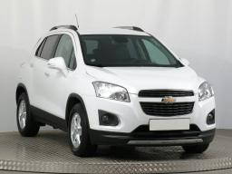 Chevrolet Trax 2013 SUV bílá 1