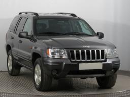 Jeep Grand Cherokee 2001 Off road modrá 10