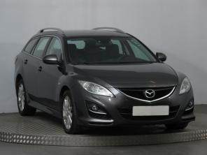 Mazda 6 2011 Combi šedá 10