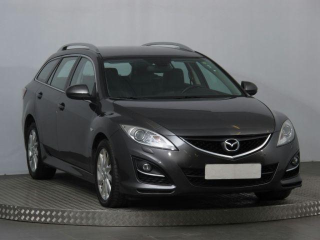 Mazda 6 Combi (2011, 2.2 MZR-CD)