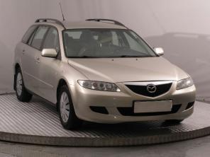 Mazda 6 2005 Combi fioletowy 2