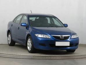 Mazda 6 2002 Hatchback niebieski 2