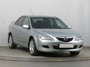 Mazda 6 2004 Hatchback srebrny 10