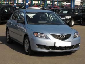 Mazda 3 2004 Hatchback niebieski 2