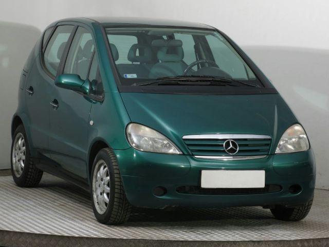 Mercedes-Benz A  (1998, A 140)