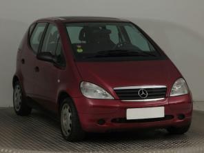 Mercedes-Benz A 1999 Hatchback czerwony 8
