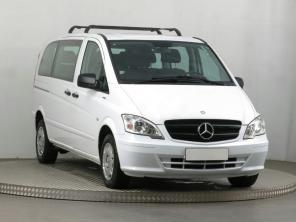 Mercedes-Benz Vito 2013 Rodinné autá strieborná 5