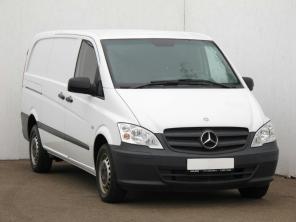 Mercedes-Benz Vito 2014 Van bílá 2
