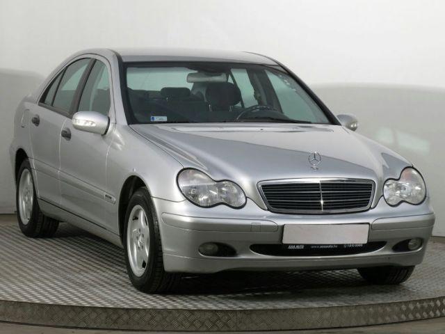 Mercedes-Benz C  (2003, C 180 Kompressor)