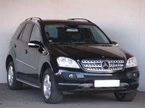 Mercedes-Benz ML 2007 SUV černá 8