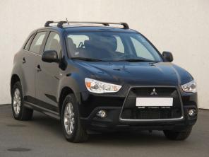 Mitsubishi ASX 2012 SUV czarny 2