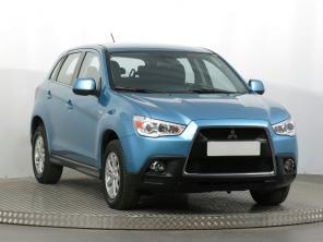 Mitsubishi ASX 2011 SUV modrá 7
