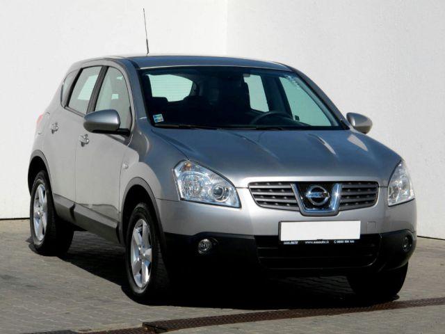 Nissan Qashqai  (2007, 2.0)