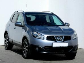 Nissan Qashqai 2012 SUV fekete 6