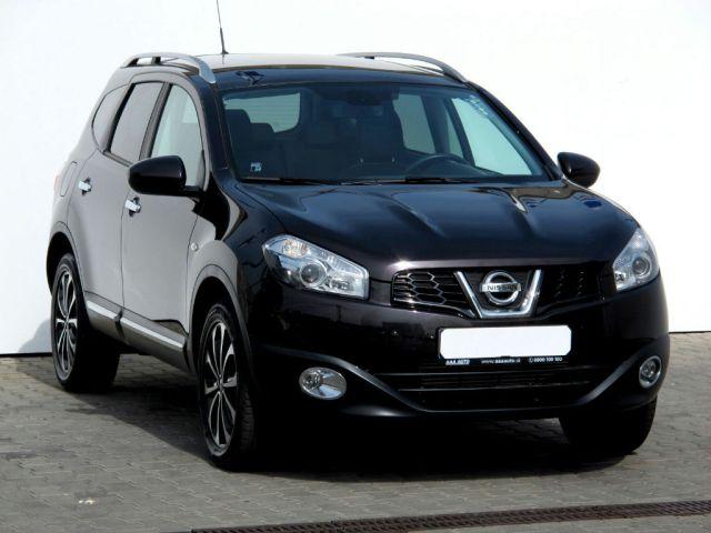 Nissan Qashqai+2  (2013, 1.6 dCi)
