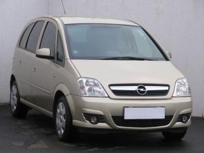 Opel Meriva 2008 MPV arany 9