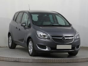 Opel Meriva 2014 Rodinné vozy šedá 10