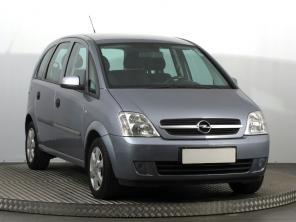 Opel Meriva 2006 MPV kék 8