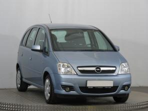 Opel Meriva 2007 MPV fekete 4