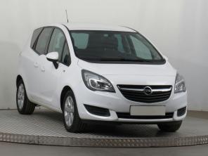 Opel Meriva 2015 Rodinné autá biela 9