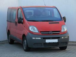 Opel Vivaro 2006 Bus červená 5