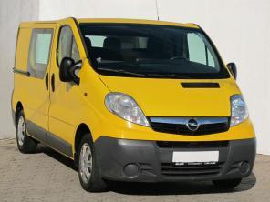 Opel Vivaro 2007 Van žlutá 5