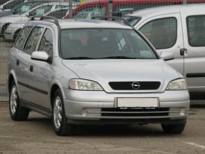 Opel Astra 2004 Kombi ezüst 10