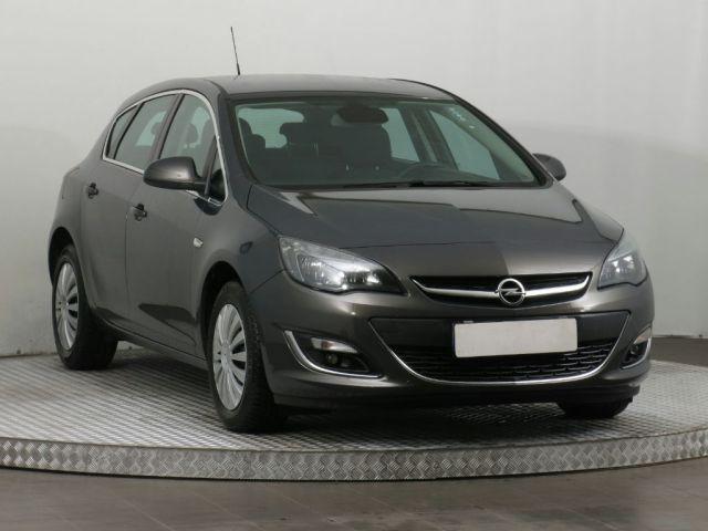 Opel Astra  (2015, 1.6 CDTI)