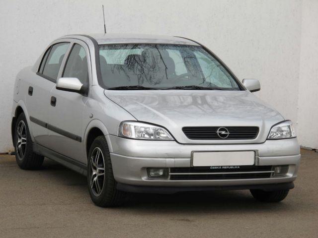 Opel Astra  (1999, 1.8 16V)