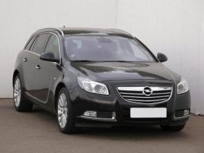 Opel Insignia 2012 Kombi fekete 7