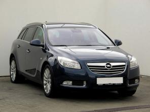 Opel Insignia 2013 Combi modrá 10